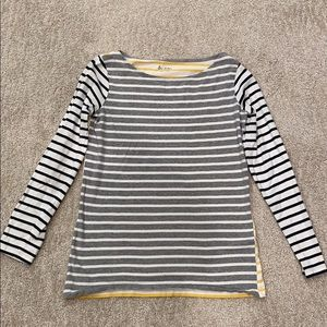 Boden striped tee size XS/S.